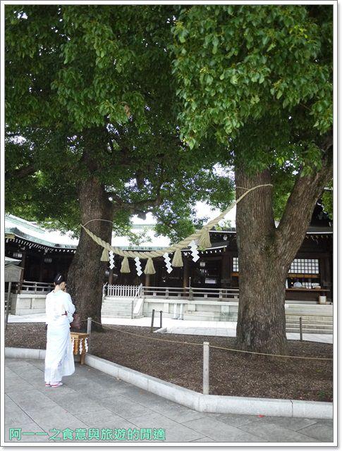 明治神宮原宿澀谷忠犬八公小八御苑日本東京自助旅遊image070