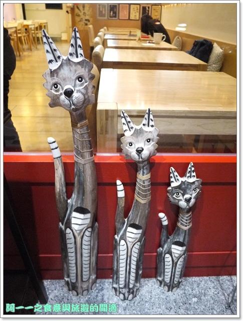 台中貓餐廳立體貓拉花貓旅行咖啡輕食館image003