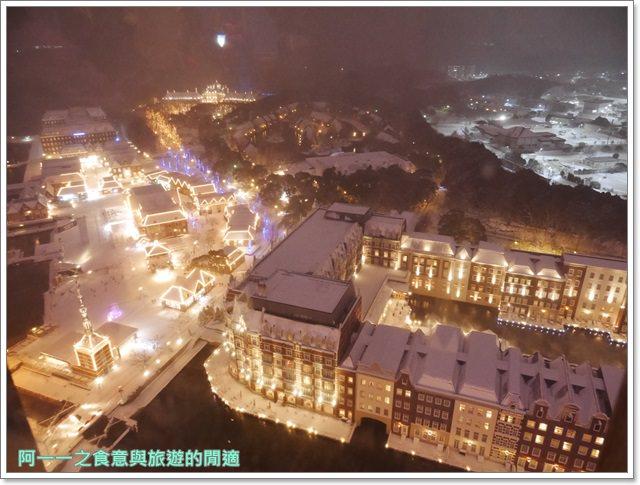 九州旅遊.豪斯登堡.光之王國.雪.日本.主題樂園image065