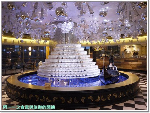 att4fun甜點王國台北101菠啾花園下午茶蛋糕image006
