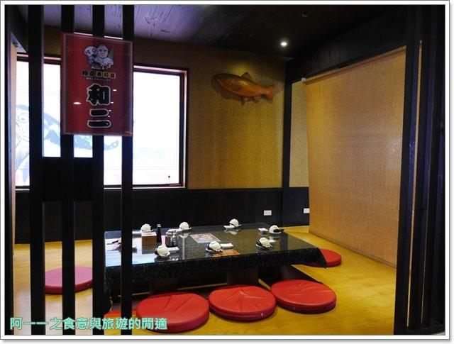 花蓮美食賴桑壽司屋新店日式料理大份量巨無霸握壽司image012