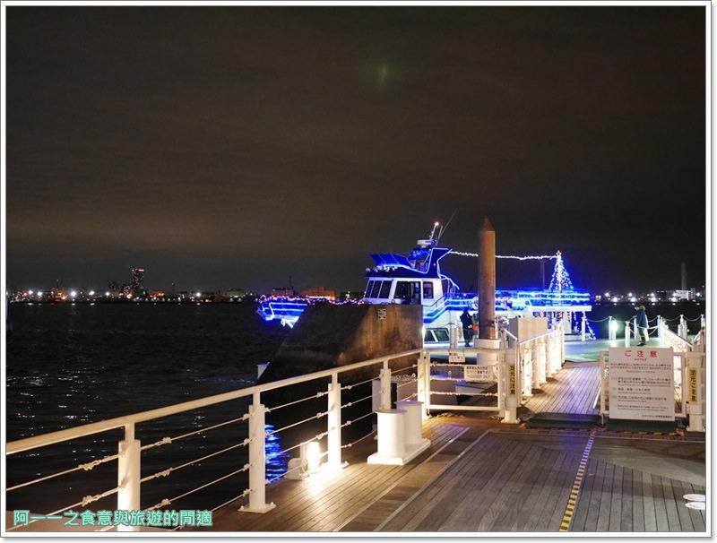 橫濱港夜景.veltra.東京旅遊.觀光船.日劇.浪漫image012