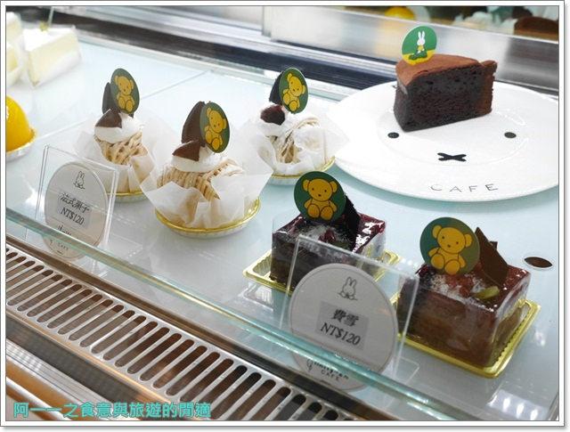 米菲兔咖啡miffy x 2% cafe甜點下午茶中和環球購物中心image017