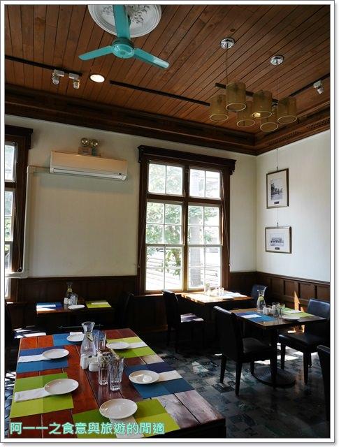 宜蘭新月廣場美食蘭城晶英蘭屋早午餐古蹟舊監獄門廳image016