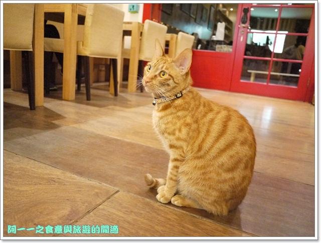 台中貓餐廳立體貓拉花貓旅行咖啡輕食館image053