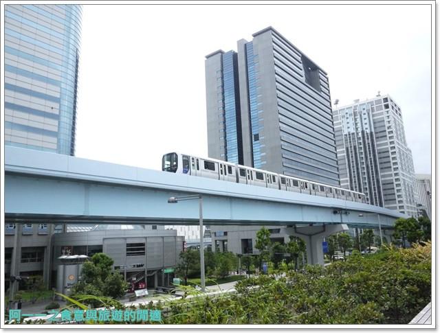 東京景點御台場海濱公園自由女神像彩虹橋水上巴士image004