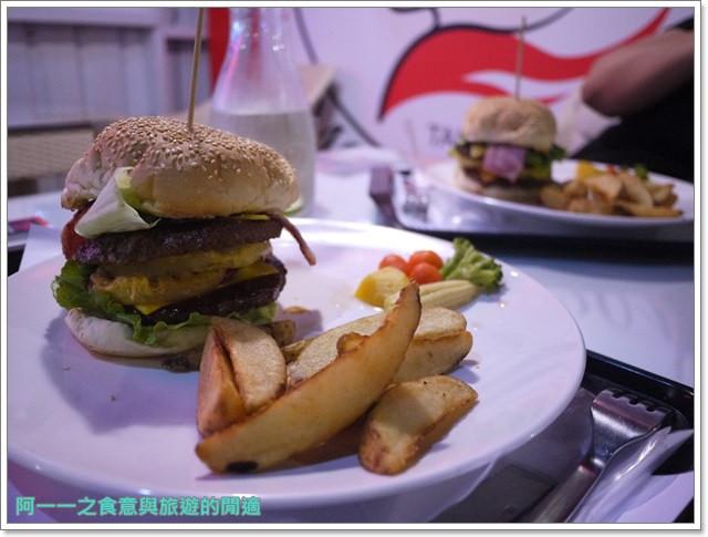 三芝美食美式料理漢堡鐵皮屋餐坊重機主題餐廳聚餐image038