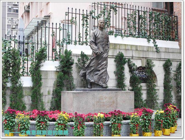 香港中環景點孫中山紀念館古蹟國父博物館image031