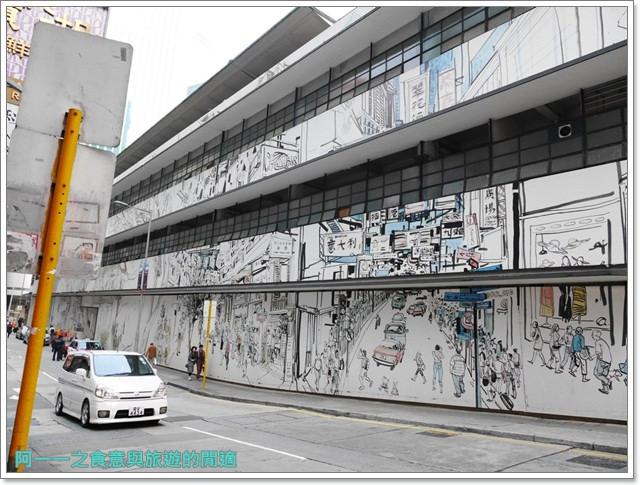 香港景點中環半山手扶梯叮叮車中環街市逛街image008