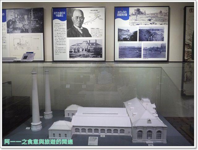 御茶之水jr東京都水道歷史館古蹟無料順天堂醫院image046