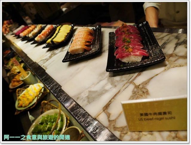 捷運台北101站美食君悅酒店彩日本料理buffet吃到飽image016