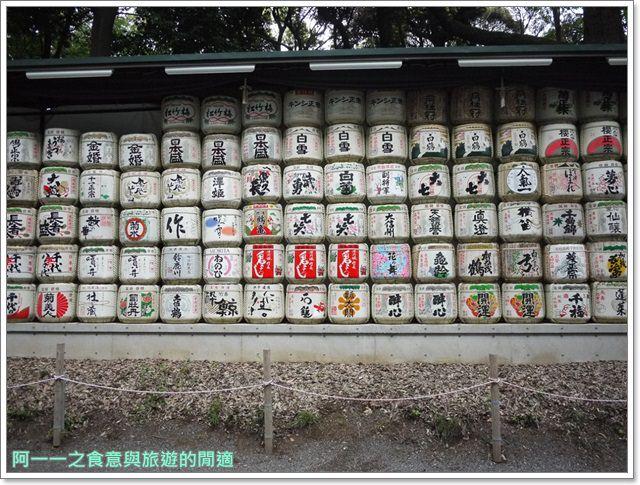 明治神宮原宿澀谷忠犬八公小八御苑日本東京自助旅遊image033