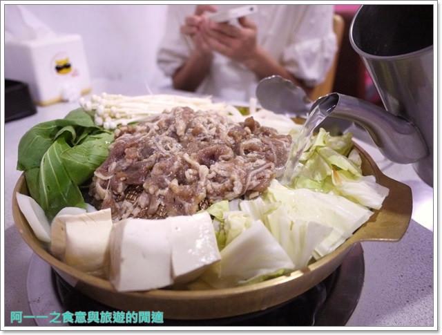 捷運行天宮站美食韓劇韓式料理東輝韓食館土豆豬骨湯銅板烤肉image020
