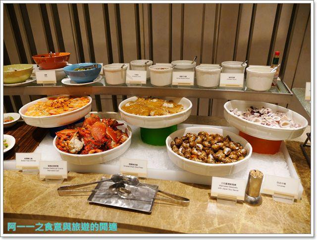捷運中山站美食.台北老爺大酒店.Buffet.吃到飽.甜蝦.Le-Café咖啡廳image017