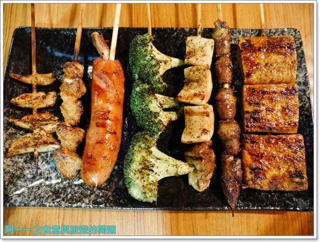 捷運善導寺站美食柒串燒屋平價烤肉酒聚餐image034