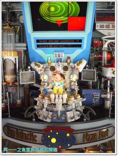 東京迪士尼樂園美食午餐秀煙燻火雞腿波里尼西亞草壇餐廳image005